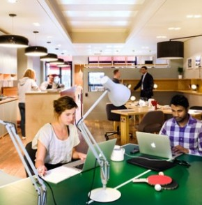 How to Find a Co-Working Space That's Right for You !