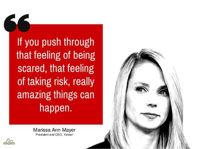 success Marissa Mayer quote