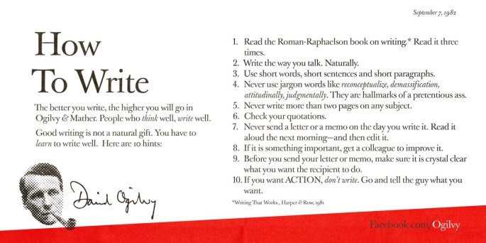 Ogilvy quote_writing